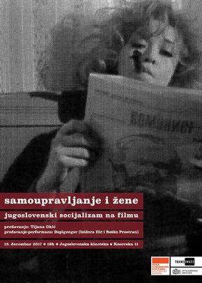 Jugoslovensko samoupravljanje i žene [ IV ciklus]